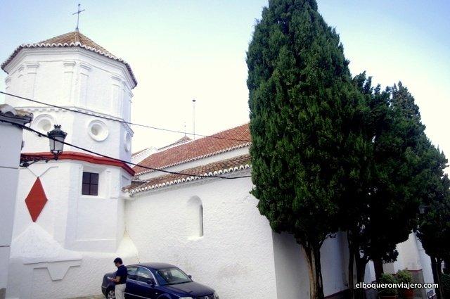 Iglesia de Comares