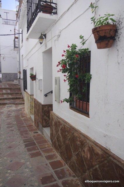 Las calles de Comares