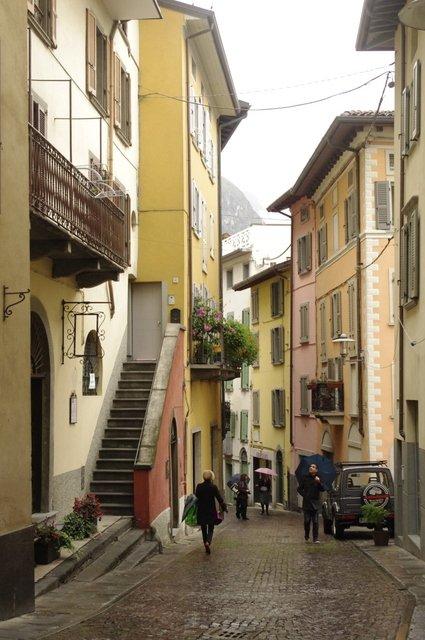 Calles de Bérgamo