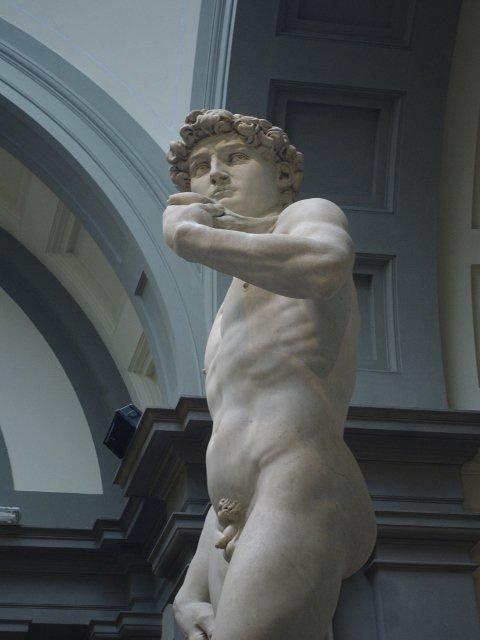El David en Florencia