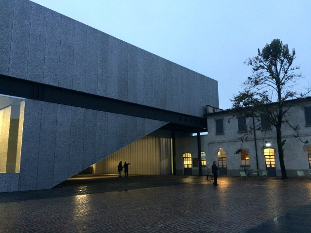 Fondazione Prada en Milán