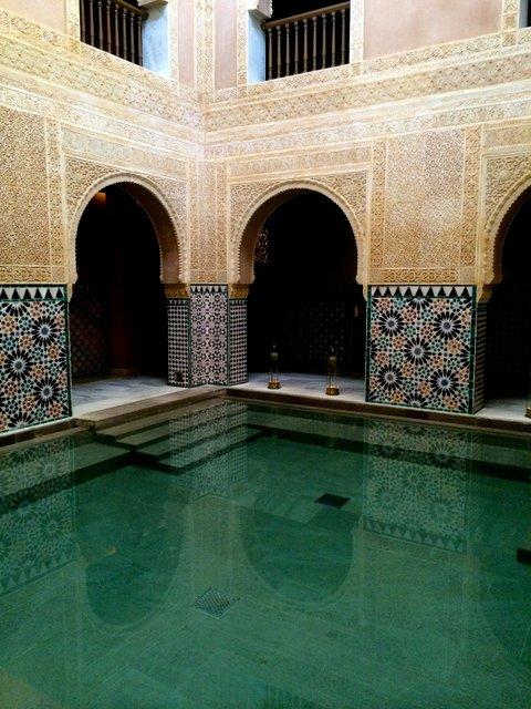 Hammam Al Andalus, el plan más relajante para pasar San Valentín en Málaga