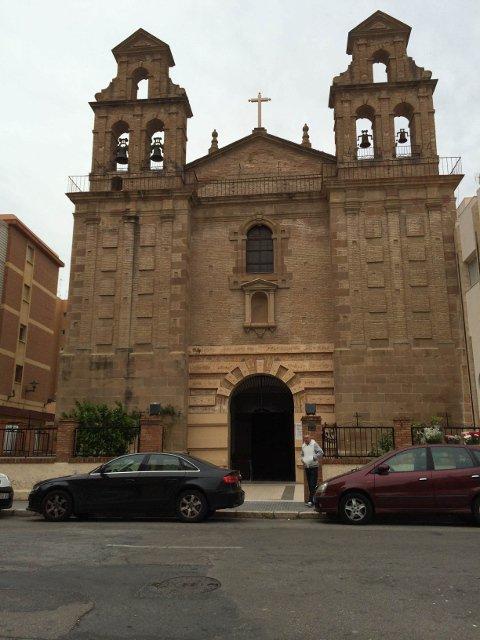 La Iglesia del Carmen en El Perchel, Málaga