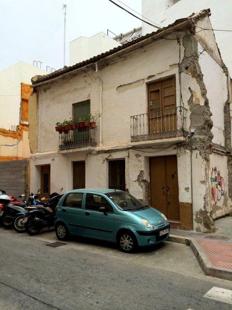 Una casa mata en El Perchel, Málaga