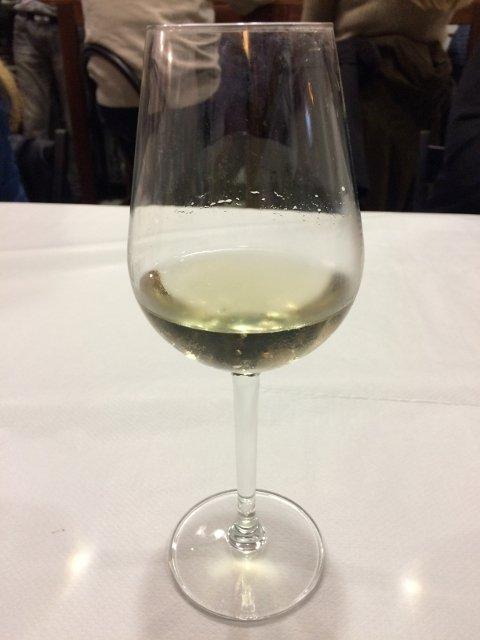 Vino blanco Sauvignon de la Bodega el Niño de la Salina