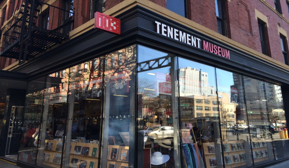 Tenement Museum en el Lower East Side