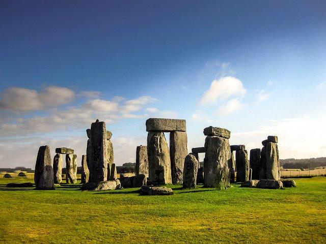 El Stonehenge se puede visitar durante una escapada desde Londres de un día