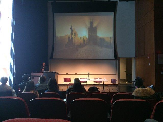 Presentación en el New York Travel Festival 2016