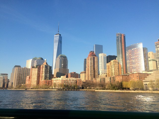 Views of Manhattan from the Classic Harbor Line