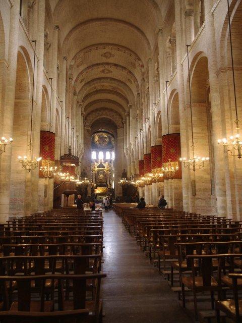 Basilica San Saturnino Toulouse
