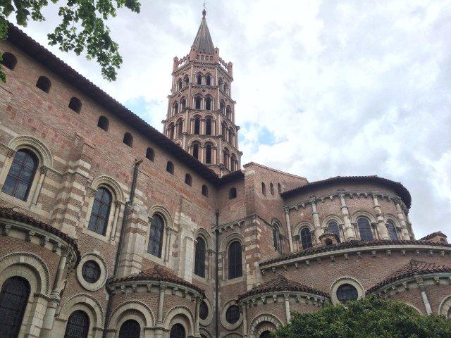 Saint Sernin exterior