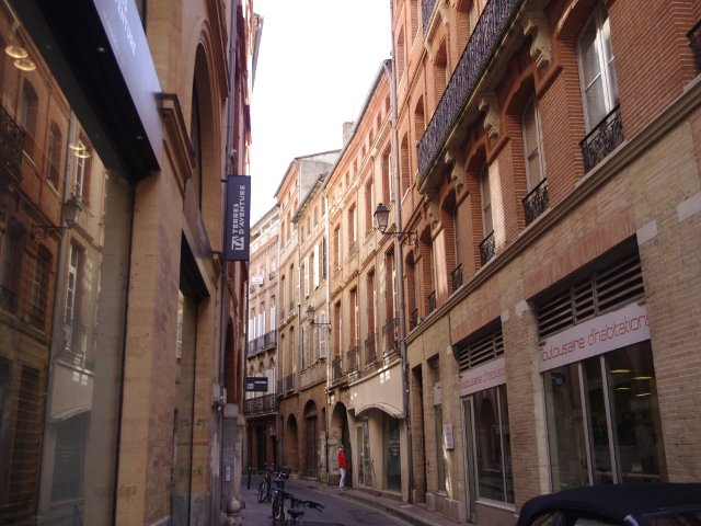 Toulouse is the rose colored city