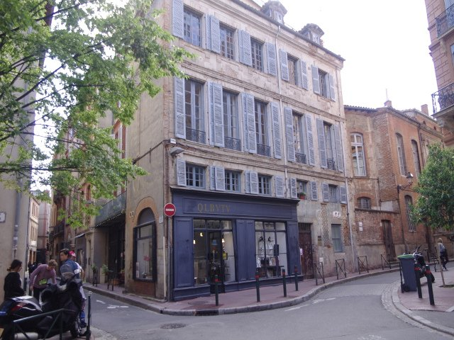 Calles de Toulouse