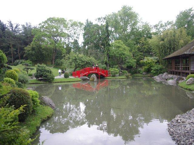 Jardin Japones en Toulouse