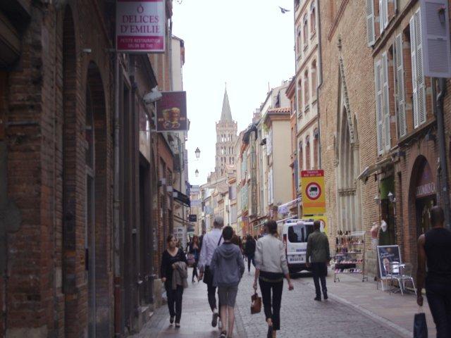 Rue du Tour Toulouse