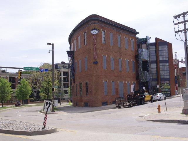 Visionary Arts Museum Baltimore