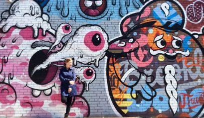 Bushwick Collective, el arte callejero de Brooklyn