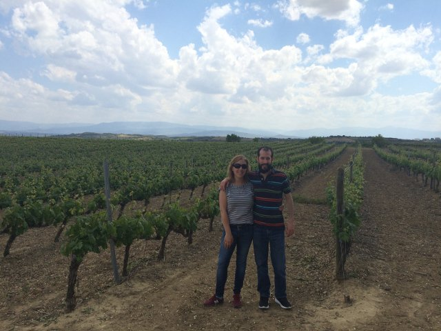 Visiting the DO Rioja region with Thabuca Wine Tours