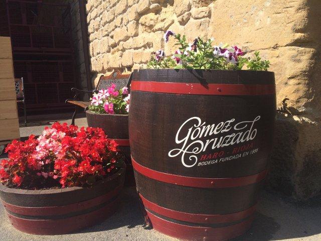 Bodegas Gómez Cruzado con Thabuca Wine Tours