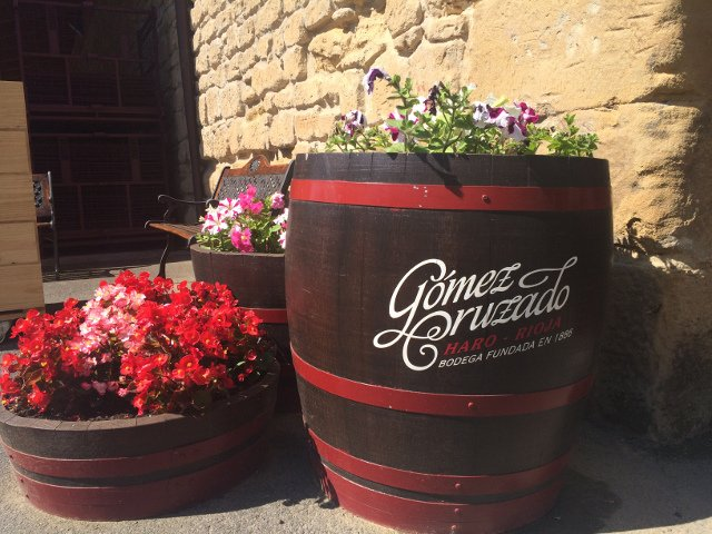 Bodegas Gómez Cruzado with Thabuca Wine Tours