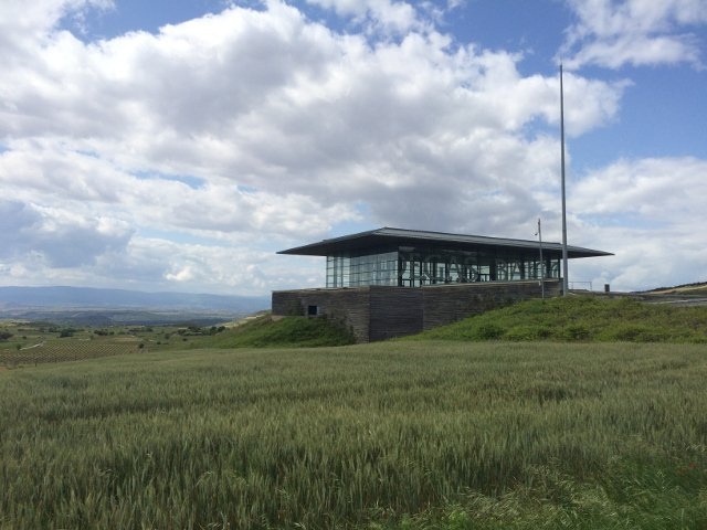 Bodegas Baigorri with Thabuca Wine Tours
