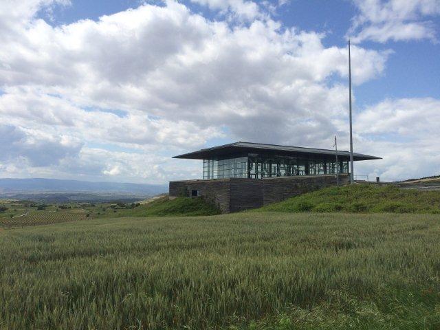 Visitando Bodegas Baigorri con Thabuca Wine Tours