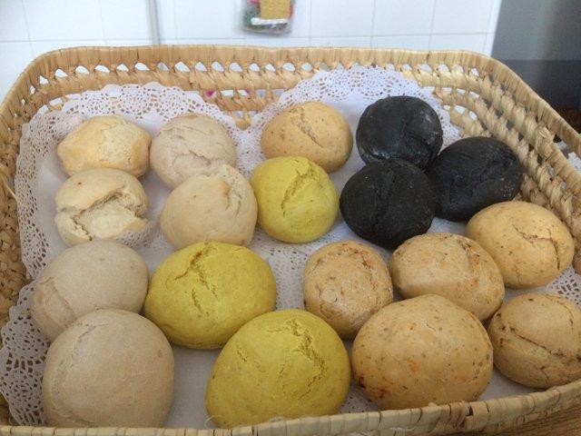 Pan de sabores en Salobreña