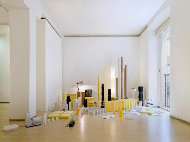 Casa Sostoa una galería de arte de Málaga hipster