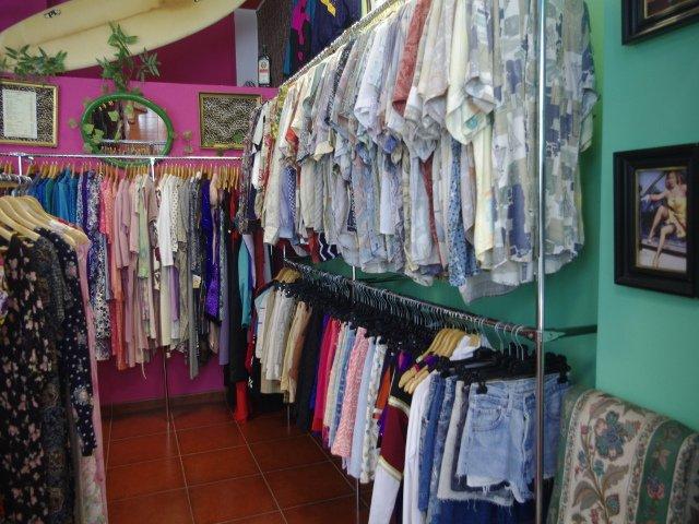 Dónde comprar en Málaga hipster el Flamingos Vintage Kilo