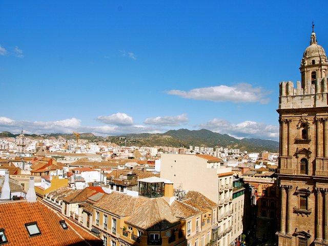 La Terraza del AC Málaga Palacio