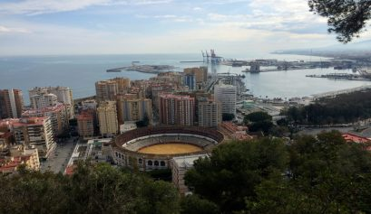 Las mejores terrazas de Málaga