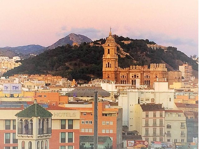 Terrazas en Málaga El Corte Inglés