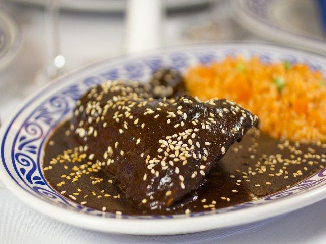 Mole Poblano, una de las comidas mexicanas que más nos gustan