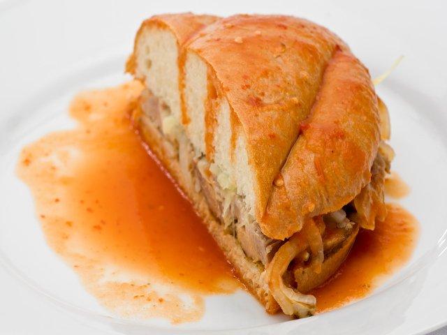 Torta ahogada, un plato de la cocina mexicana