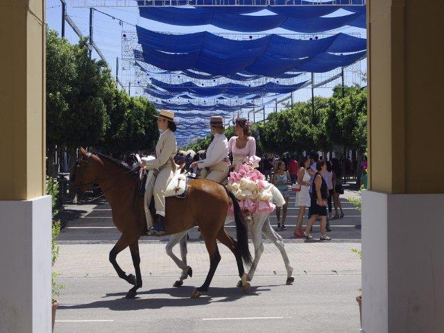 El Real de la Feria de Málaga
