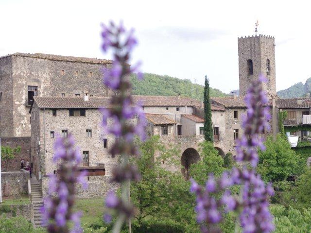 Mirador de Santa Pau La Garrotxa