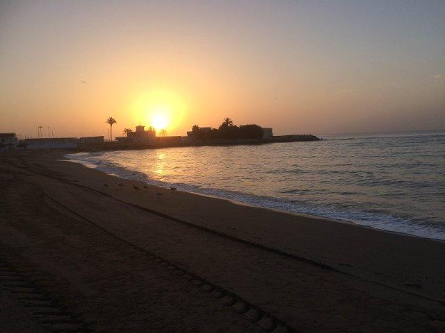 5 ideas para unas vacaciones en casa, la playa de Fuengirola