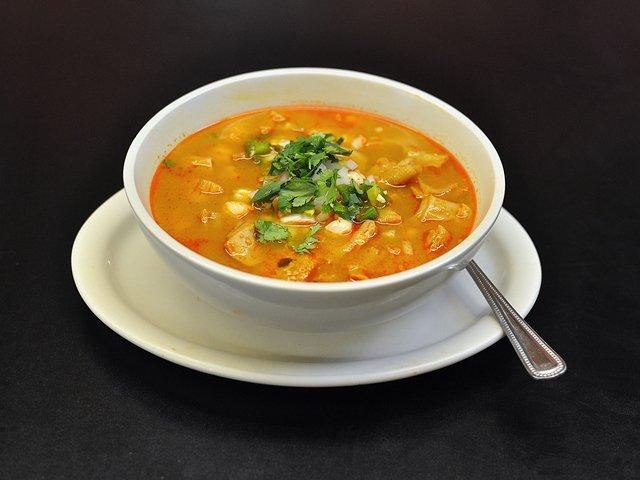 Menudo, riquísimo plato de la cocina mexicana