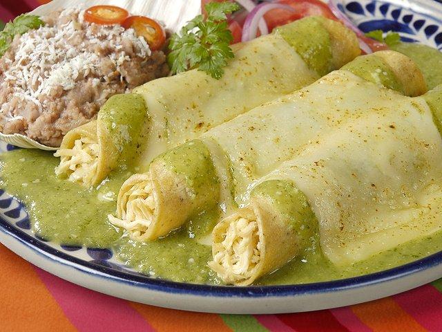 Enchiladas, un plato mexicano que debes probar