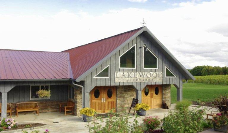 Lakewood Wineyards Finger Lakes Nueva York