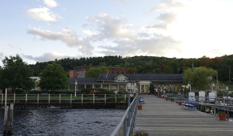 Seneca Harbor Station, Finger Lakes Dining With A Stunning View