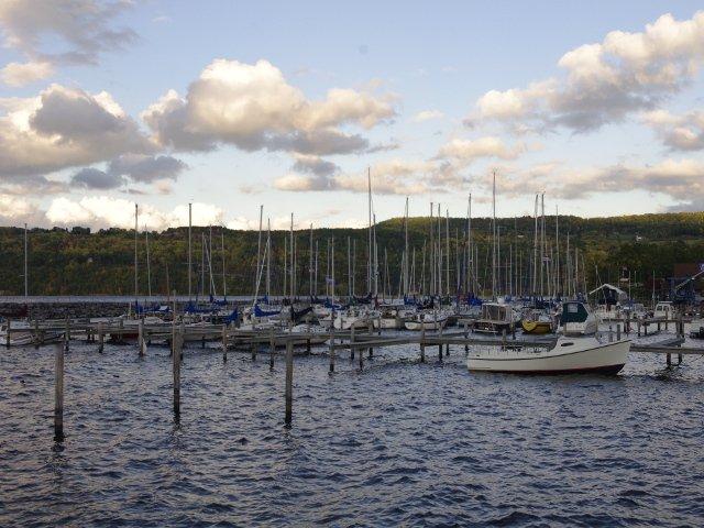 Seneca Lake Finger Lakes New York