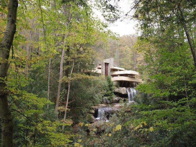 La Casa de la Cascada, Pennsylvania