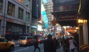 Casablanca Hotel New York