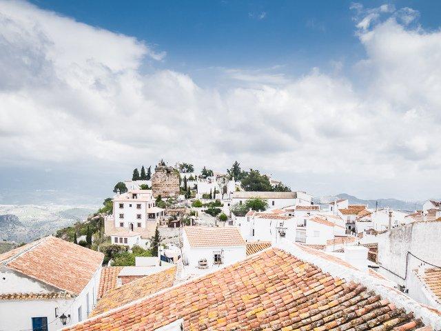 Comares es el pueblo más alto de la Axarquia una escapada desde Málaga
