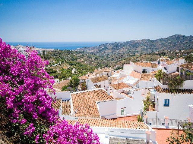 Frigiliana is a getaway from Málaga