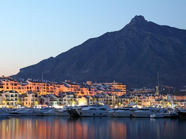 Getaways from Málaga Puerto Banus Marbella