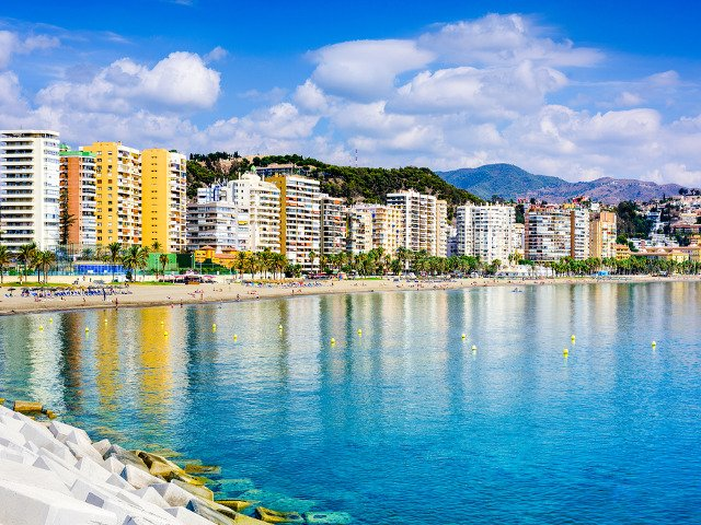 There are lots of getaways from Málaga