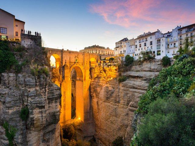 Una escapada desde Málaga es Ronda