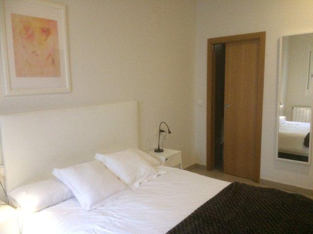 Habitación del apartamento Muchosol en Valencia